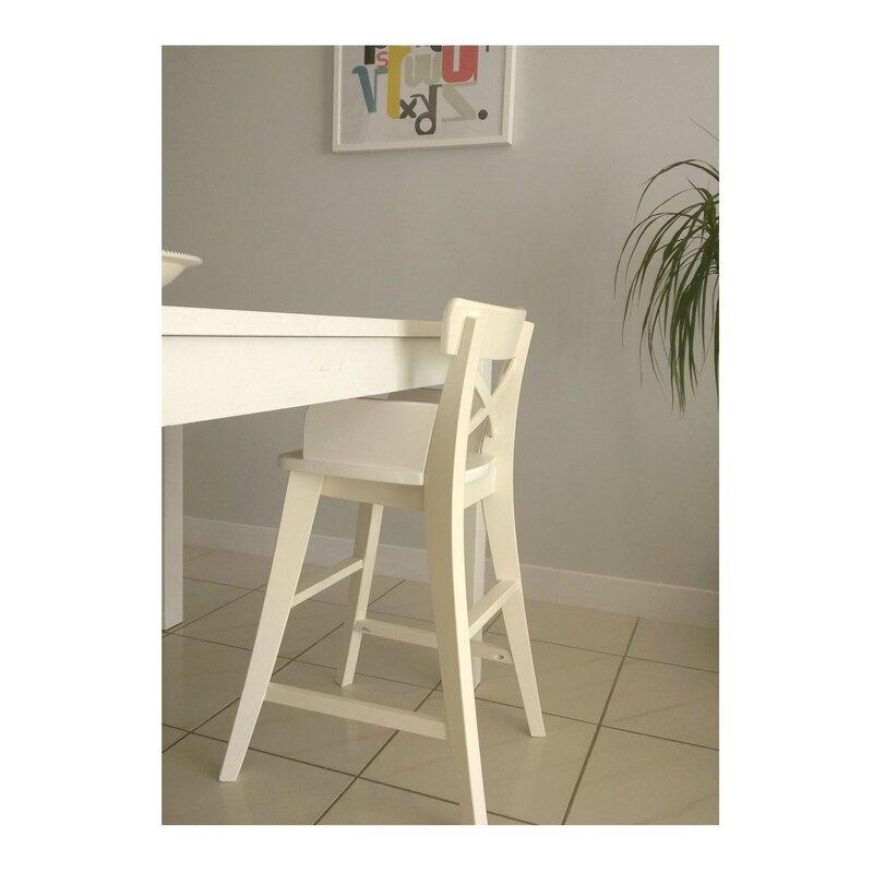 Chaise haute {sophie b}