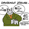 <b>Changement</b> <b>d</b>'<b>heure</b>... 