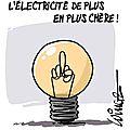 Electricité : une taxe pas claire