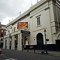 Le <b>Théatre</b> Royal Drury Lane