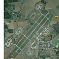 Air military base 105 in Evreux
