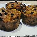 Muffins de Pain Perdu