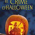 Le crime d'Halloween ~~ <b>Agatha</b> Christie