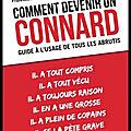Comment devenir un connard - Edition 2018 - Guide à l'usage de tous les abrutis - Franck Zerbib - Editions de L'Opportun