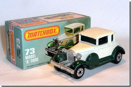 MB73 Ford Model A Voiture 1