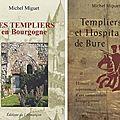 MICHEL MIGUET, Docteur en <b>Archéologie</b>, spécialiste des implantations des ordres du Temple...
