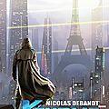 2014#70 : Xenome de Nicolas Debandt