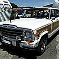 <b>Jeep</b> Grand Wagoneer V8 4x4-1987