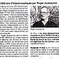 3000 ans d'Histoire expliqus par Roger Joussaume