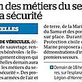A Chelles, le 19 octobre 2016 : un Forum des métiers du secours et de la sécurité !