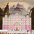 The Grand Budapest Hôtel