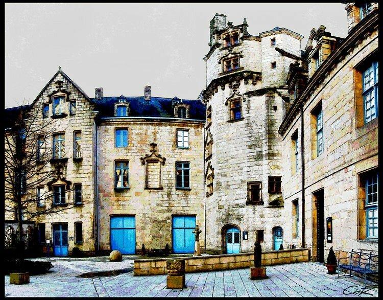 Enclos de la cathédrale de Quimper 21855773
