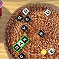 Le jeu de lettres CrashWord est à découvrir sur les stores…