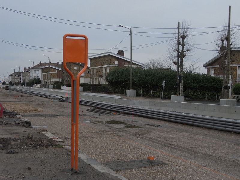 Tramway : En direct du chantier - Page 2 61963814