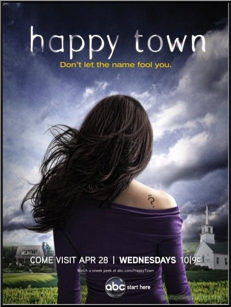 HappyTown_poster