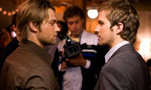 Mike Vogel & Michael Stahl-David