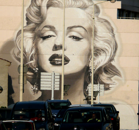 Fresque_Marilyn