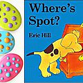Where is Spot, Spot's first Easter et Easter egg hunt (séquence localisation)