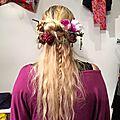Tuto: se coiffer avec un pic à cheveux
