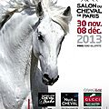 Salon du <b>Cheval</b> 2013 : rendez-vous fin novembre