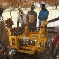 Construction en terre, rénovation