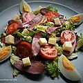 Salade de Magret de <b>Canard</b>