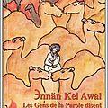 Alhassane <b>ag</b> Solimane : Proverbes touaregs de l'Azawagh