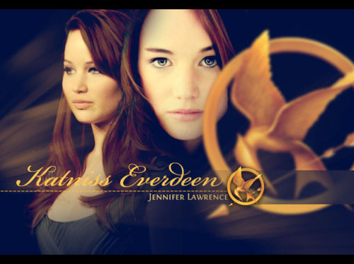 ■ Katniss Everdeen • Jennifer Lawrence ■ 62863280