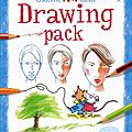 <b>DRAWING</b> PACK