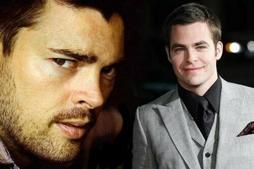 Karl Urban & Chris Pine