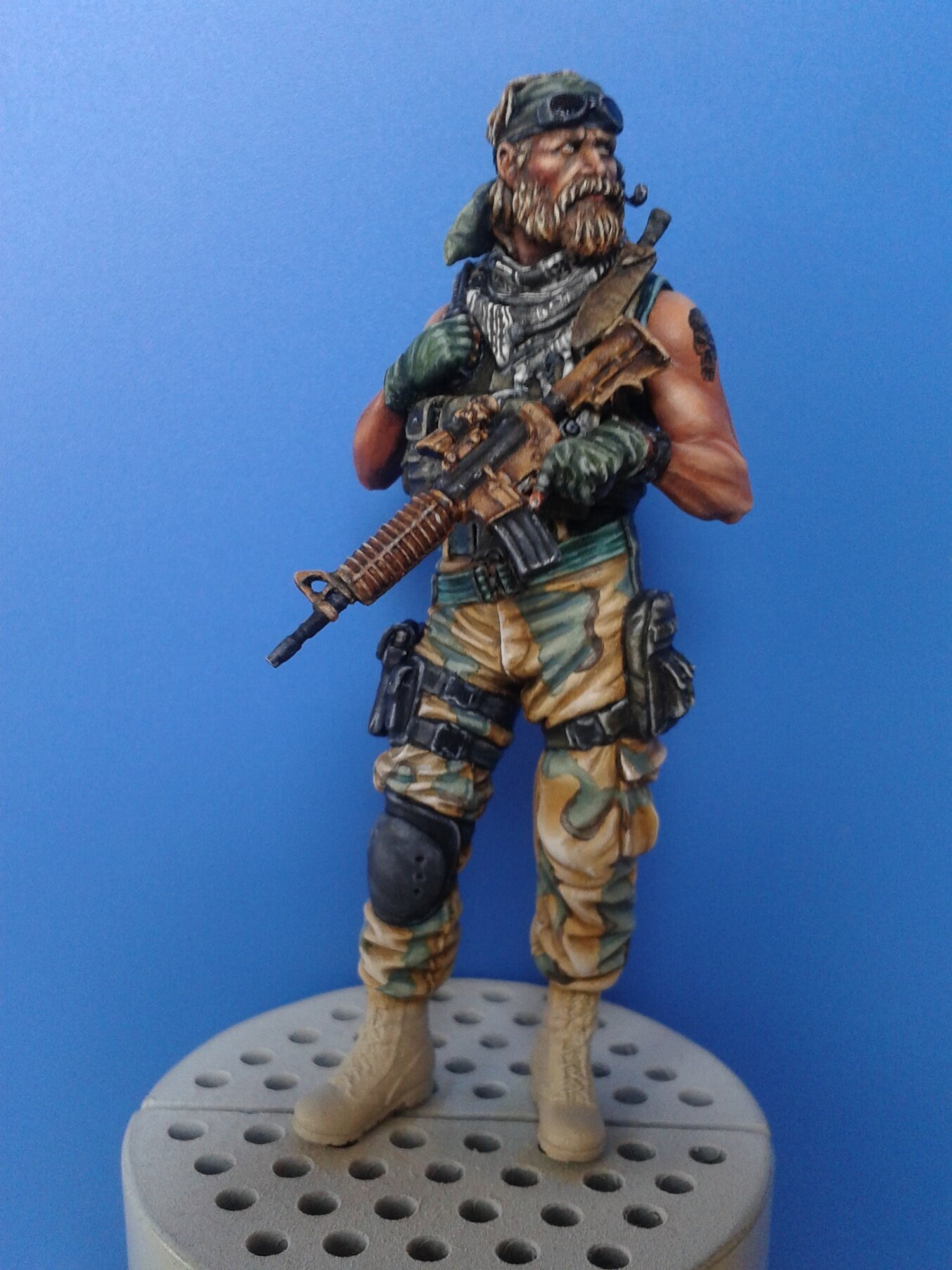Green Beret-knight models TERMINE - Page 2 106019750_o