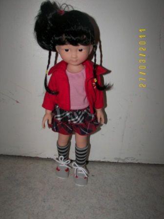 mes poupée asiatiques 65074099