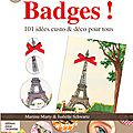 Et si on se mettait à faire des <b>Badges</b> !