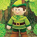 Robin Hood - Robin des bois - Jean Greenhowe