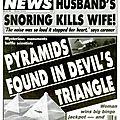 Les pyramides de verre dans les <b>Bermudes</b> : confirmation du FAKE /explications détaillés