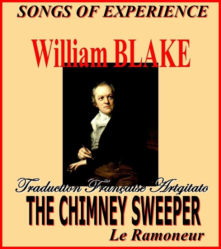 The Chimney Sweeper William Blake Le Ramoneur par Thomas Phillips Traduction Artgitato française