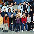 Place des Grands Foves: 20 ans de promos à la Futaie