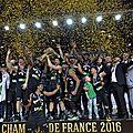 BASKET : ASVEL Champion de France
