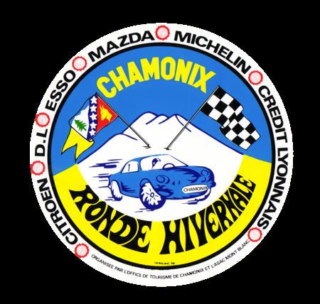 Ronde hivernale de Chamonix 1971 (6-7 Février 1971)