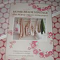 <b>Home</b>-<b>made</b> vintage - Christina Strutt of Cabbages & Roses
