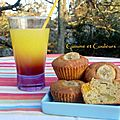 <b>Cocktail</b> Téquila Sunrise & muffins tutti-frutti
