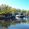 J'ai testé... la croisière à bord d'un bateau pilote à Montech dans le Tarn-et-Garonne
