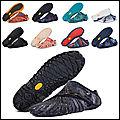 <b>Chaussures</b> Minimalistes Furoshiki - Vibram - + VIDEO