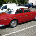 <b>VOLVO</b> 122S berline 4 portes 1966