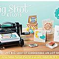 PROMOTIONS! <b>Big</b> <b>Shot</b>!