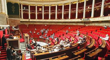 Assemblée nationale - Image d'illustration