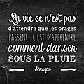 Mes 10 <b>citations</b> du moment