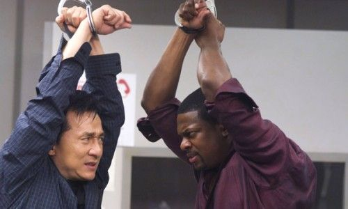 Jackie Chan et Chris Tucker