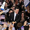 <b>Primaires</b> rpublicaines :  A sweep for Romney ?