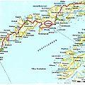 Les <b>îles</b> Lofoten